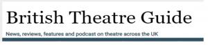 British Theatre Guide Logo